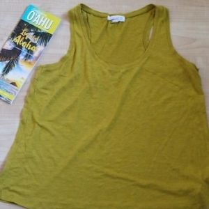 Forever 21 Mixed Cotton Tank Top